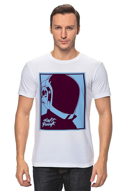 Футболка классическая Printio Daft punk футболка классическая printio daft punk electoma