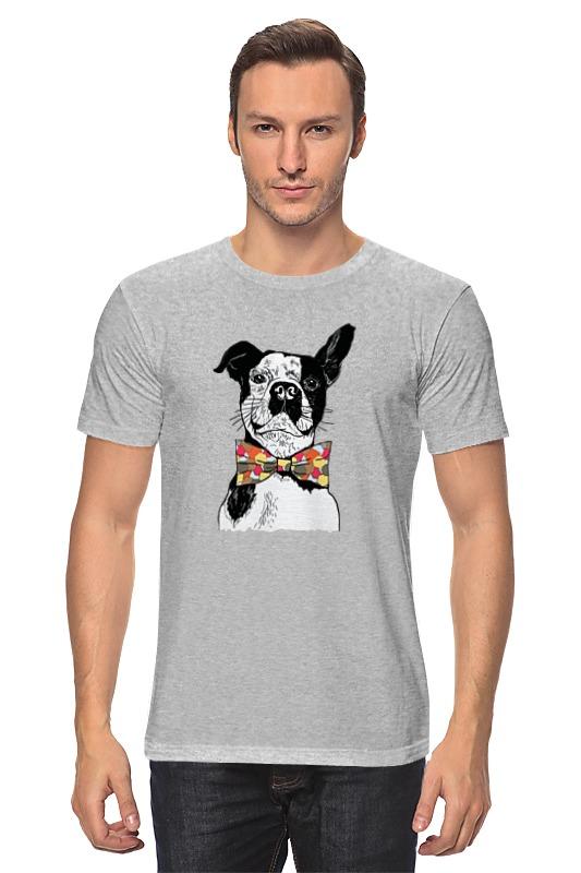 Футболка классическая Printio Собака