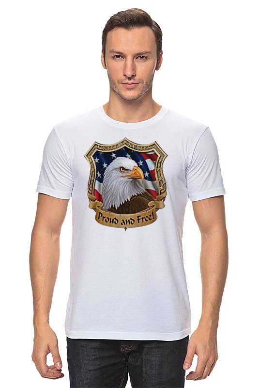 Футболка классическая Printio American eagle майка классическая printio american eagle