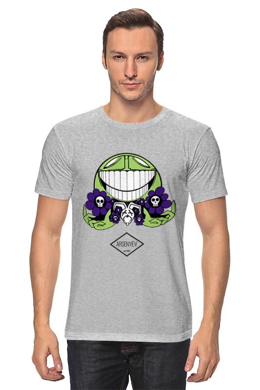 Футболка классическая Printio Psy art arsb футболка для беременных printio arsb skate