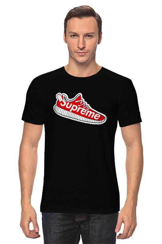 Футболка классическая Printio Supreme sneakers футболка supreme louis vuitton