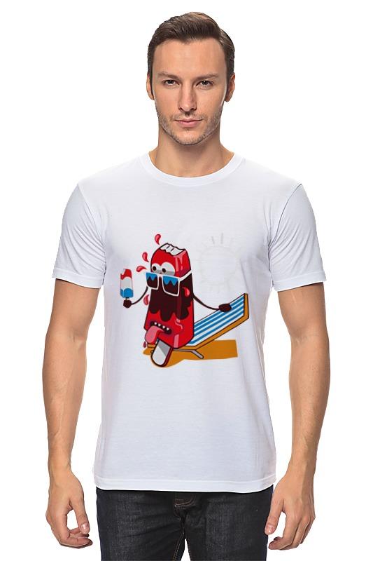 Футболка классическая Printio ice cream футболка классическая printio ice cream