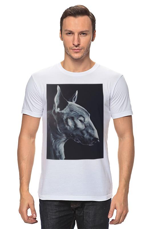 Футболка классическая Printio Bull terrier цена