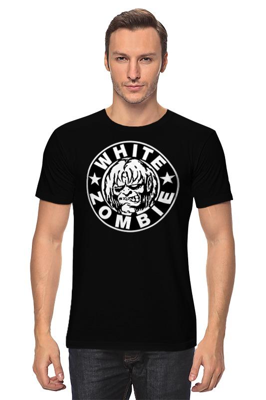 Футболка классическая Printio White zombie white футболка