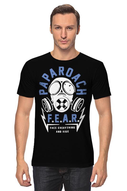 Футболка классическая Printio Papa roach