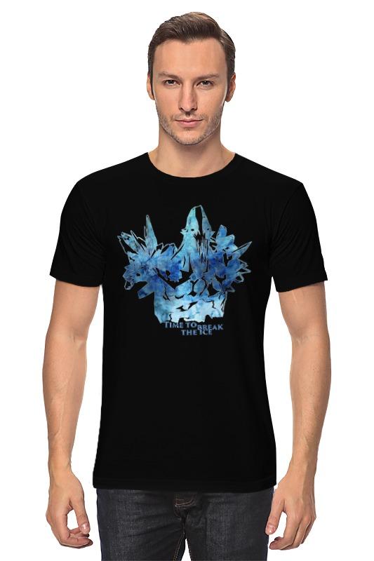 Футболка классическая Printio Dota 2 ancient apparation (with text) футболка классическая printio dota 2 templar assassin