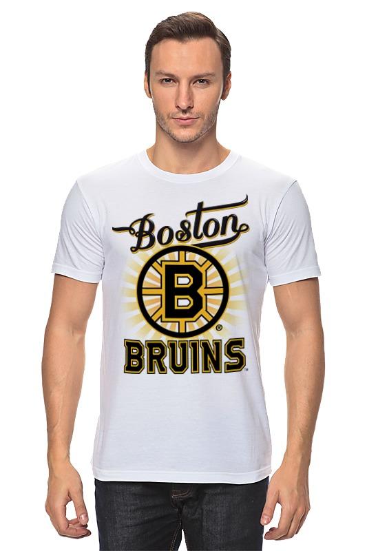 Футболка классическая Printio boston bruins баул хоккейный в новосибирске