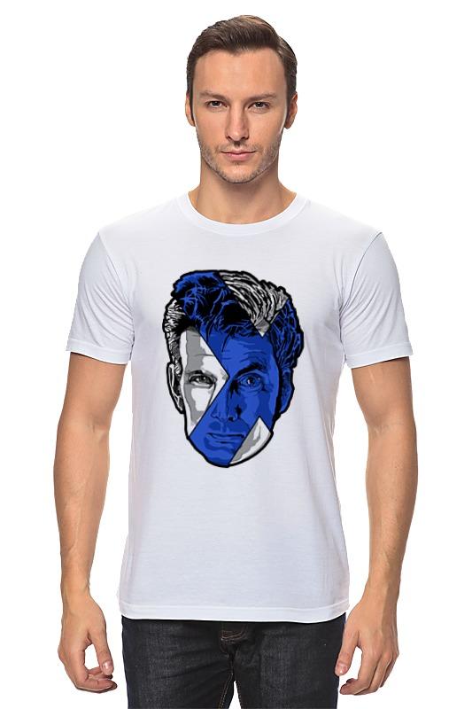 Футболка классическая Printio Доктор кто (doctor who) футболка рингер printio доктор кто doctor who