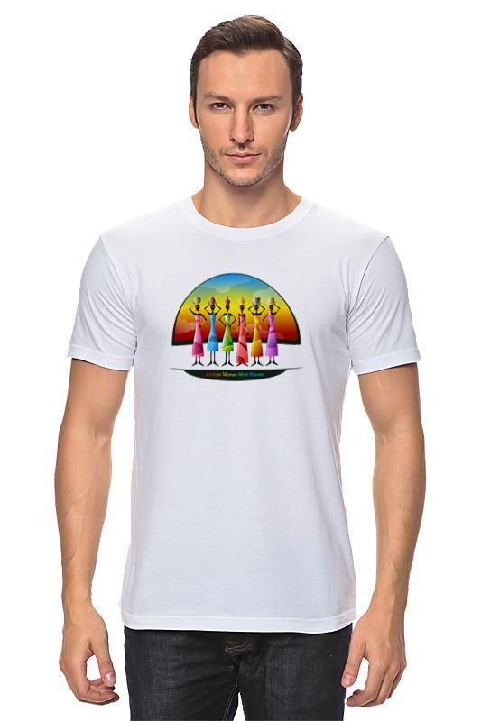 Футболка классическая Printio Африка футболка классическая printio африка
