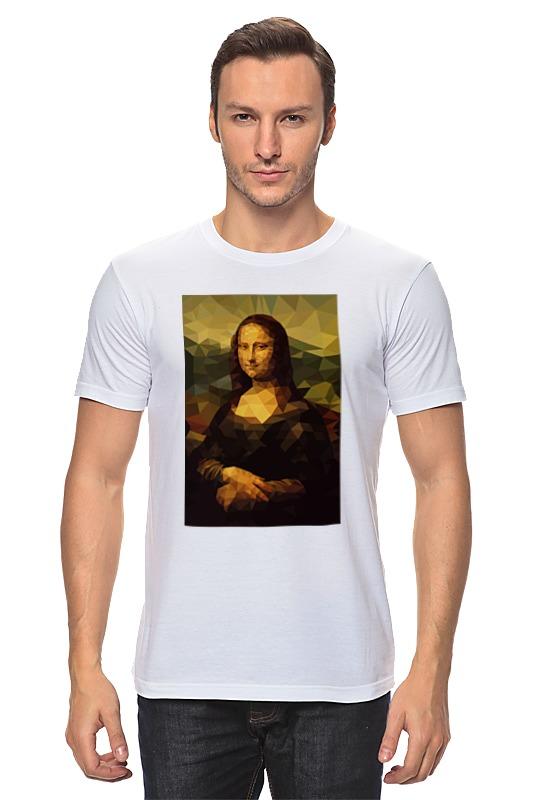 Printio Мона лиза (mona lisa) недорго, оригинальная цена