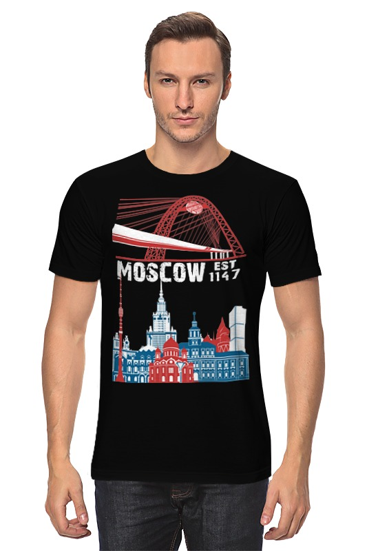 Printio Moscow. established in 1147