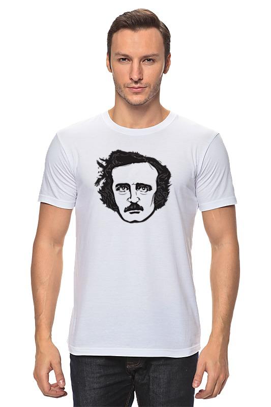 Printio Эдгар по футболка print bar эдгар аллан по