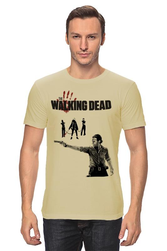 Футболка классическая Printio the walking dead футболка стрэйч printio позитивный смайлик