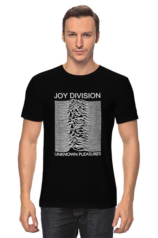 Футболка классическая Printio Joy division цены