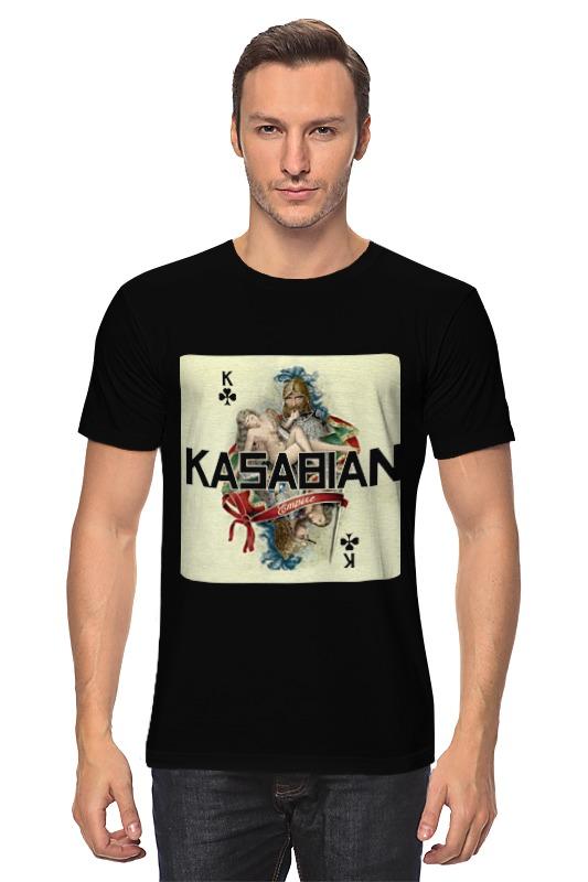 Футболка классическая Printio Kasabian - empire каталог empire