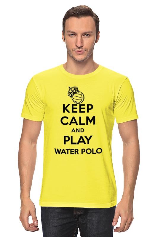 Футболка классическая Printio Keep calm футболка wearcraft premium printio keep calm