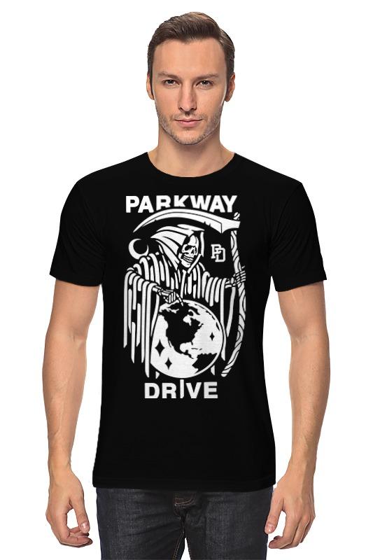Футболка классическая Printio Parkway drive