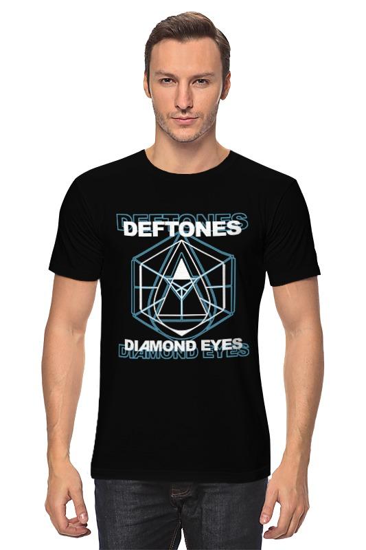 Футболка классическая Printio Deftones deftones deftones deftones