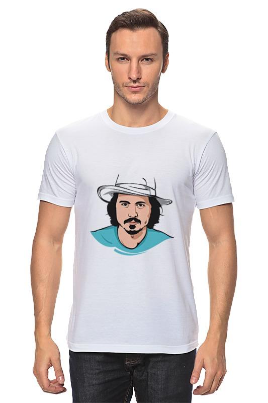Футболка классическая Printio Джонни депп футболка классическая printio джонни депп