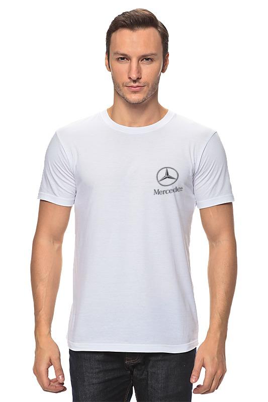 Футболка классическая Printio Mercedes футболка mercedes gp