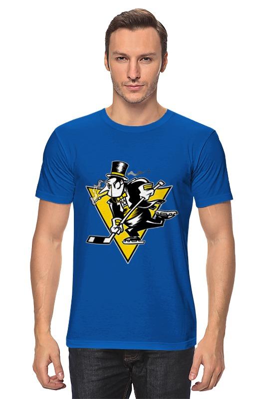 Футболка классическая Printio Go penguins футболка wearcraft premium printio go penguins