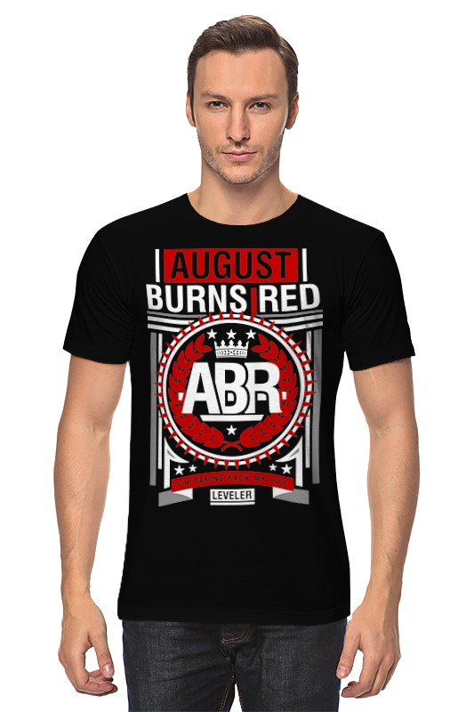 Футболка классическая Printio August burns red august burns red köln