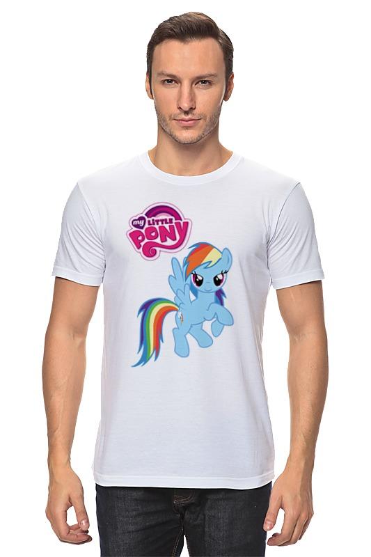 Футболка классическая Printio My little pony girl футболка классическая printio my little pony