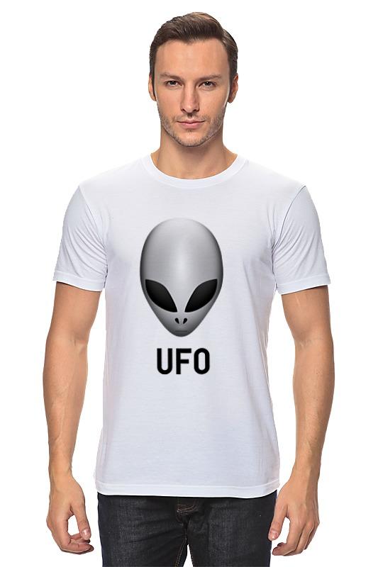 Футболка классическая Printio Пришелец ufo футболка классическая printio пришелец ufo