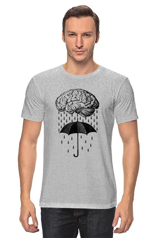 Футболка классическая Printio Brain rain one direction where we are 100