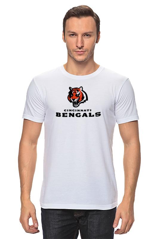 Футболка классическая Printio Cincinnati bengals футболка для футбола