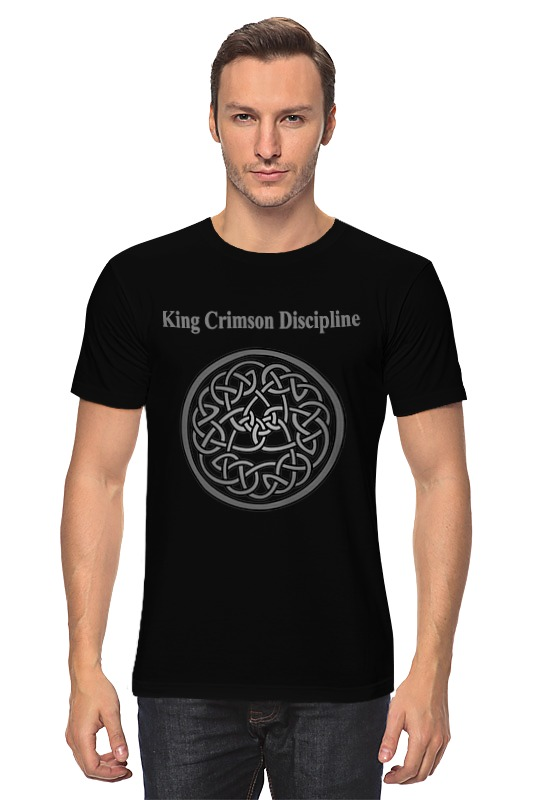 Футболка классическая Printio King crimson цена и фото