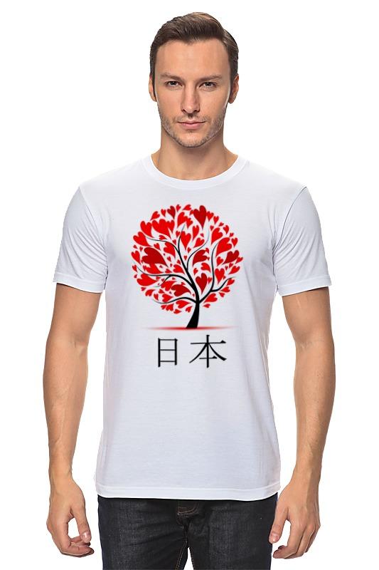 Футболка классическая Printio Nihon футболка wearcraft premium printio nihon