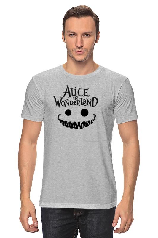 Футболка классическая Printio Alice in wonderland футболка print bar rabbit of alice wonderland