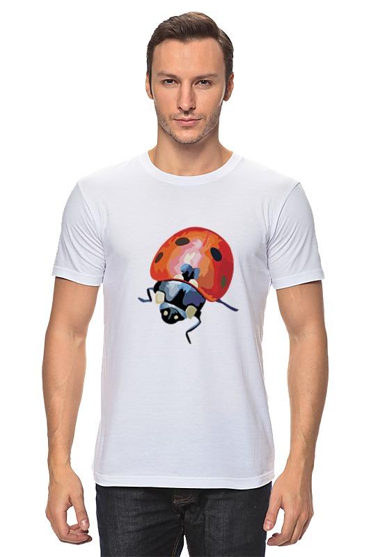 Футболка классическая Printio Божья коровка детская футболка классическая унисекс printio божья коровка