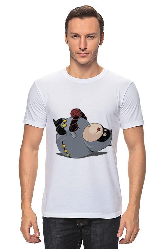 Фото - Футболка классическая Printio Fat catwoman футболка рингер printio fat catwoman