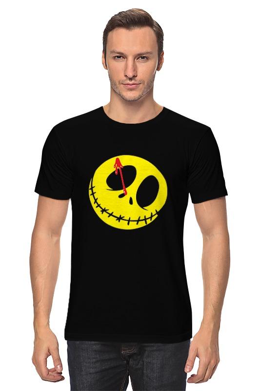 Футболка классическая Printio Джек скеллингтон футболка классическая printio светильник джек