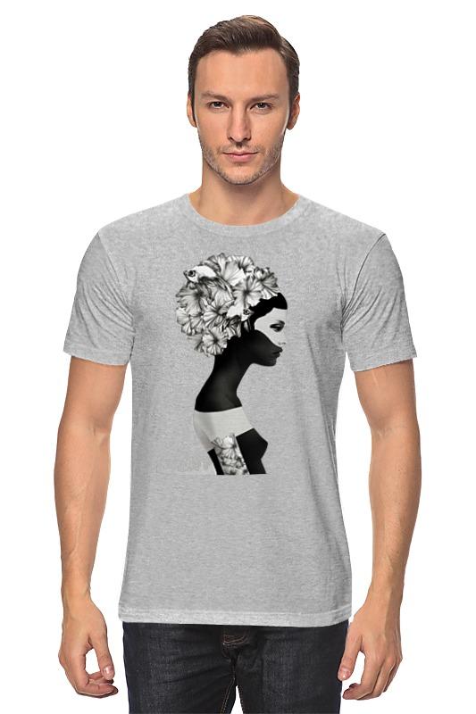 Футболка классическая Printio Девушка футболка классическая printio девушка