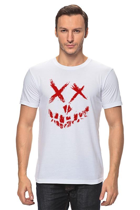 Футболка классическая Printio Отряд самоубийц (suicide squad) футболка классическая printio отряд самоубийц suicide squad джокер