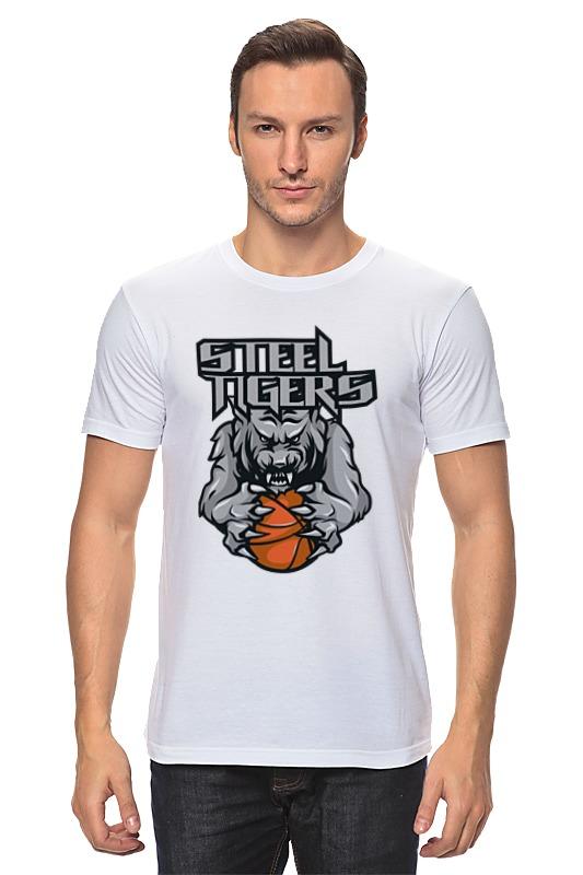 Футболка классическая Printio Тигры кепка printio тигры