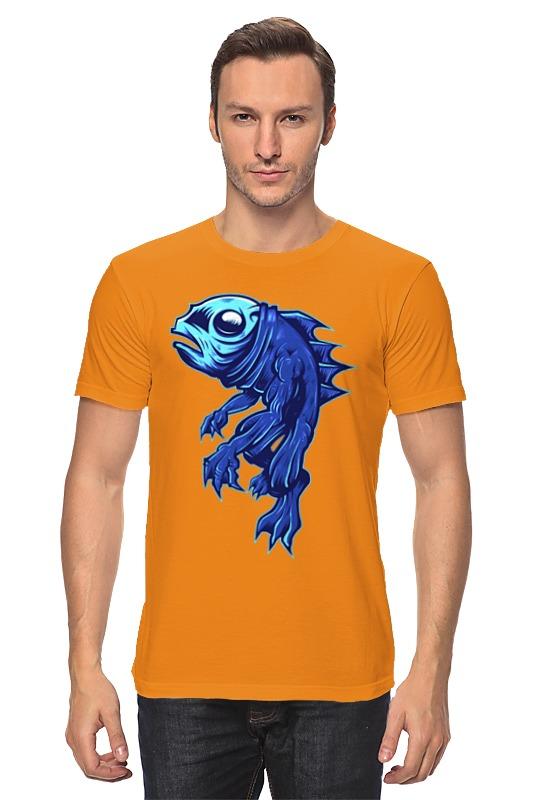 Футболка классическая Printio Рыбка футболка рингер printio рыбка