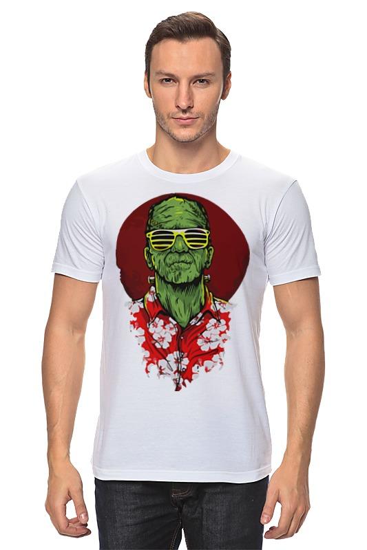 Футболка классическая Printio Франкенштейн футболка mavi 166459 900
