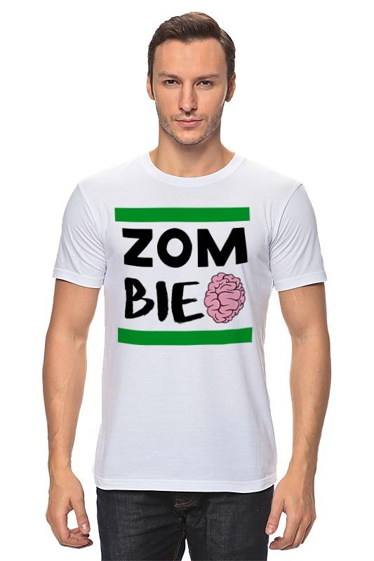Футболка классическая Printio Зомби (zombie) футболка классическая printio chegevara zombie