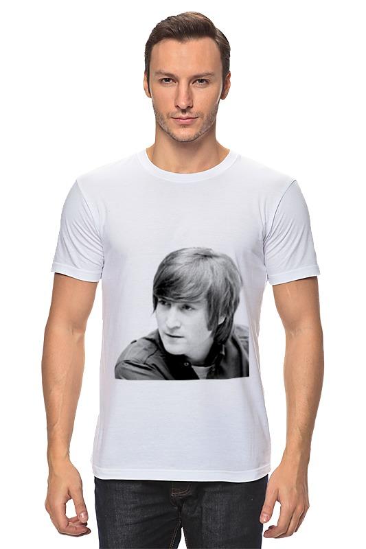 Футболка классическая Printio Джон леннон футболка классическая printio джон леннон