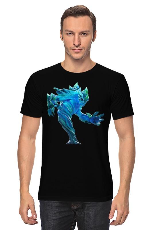 Футболка классическая Printio Фан арт морфинг из доты футболка классическая printio арк вардэн фан арт