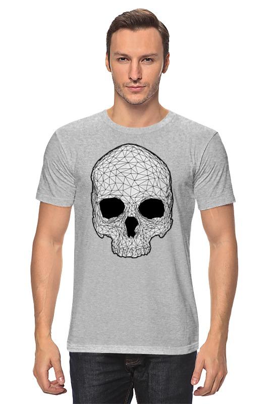Футболка классическая Printio Skull art persian art