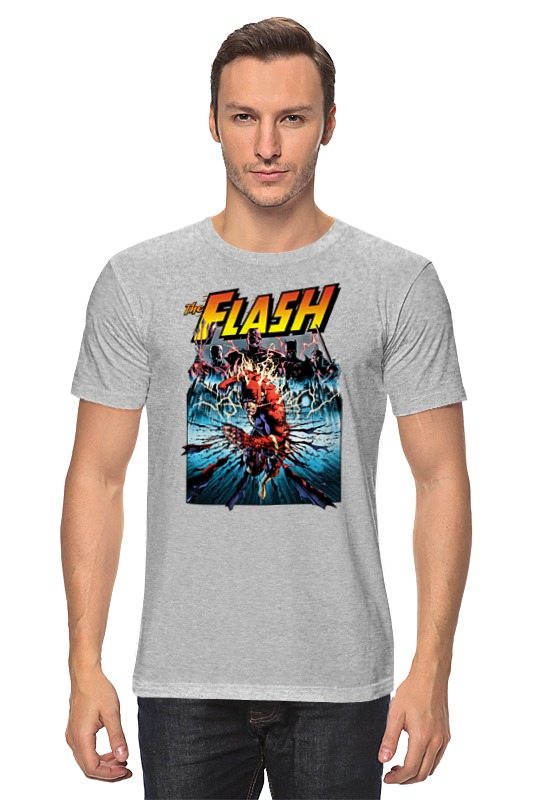 Фото - Футболка классическая Printio Флэш (flash) футболка классическая printio флэш