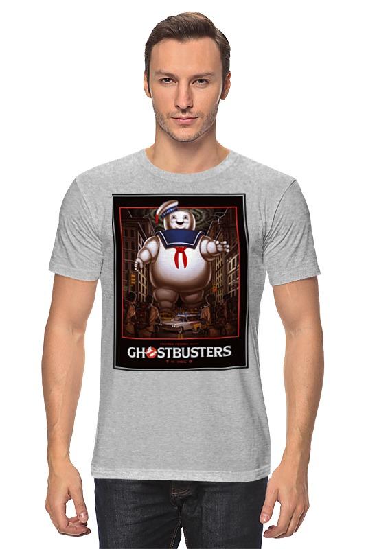 Футболка классическая Printio Ghost busters ghost ghost meliora
