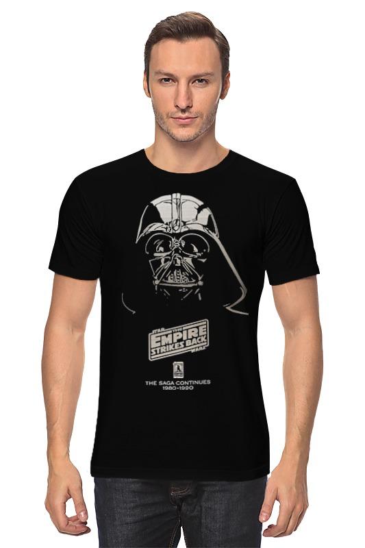 Футболка классическая Printio The empire strikes back футболка классическая printio the empire звёздные войны