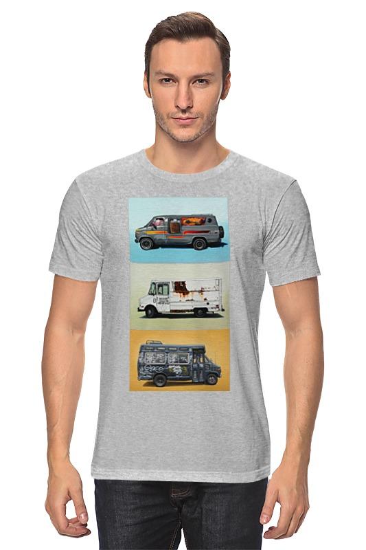 Футболка классическая Printio Car футболка классическая printio bla bla car