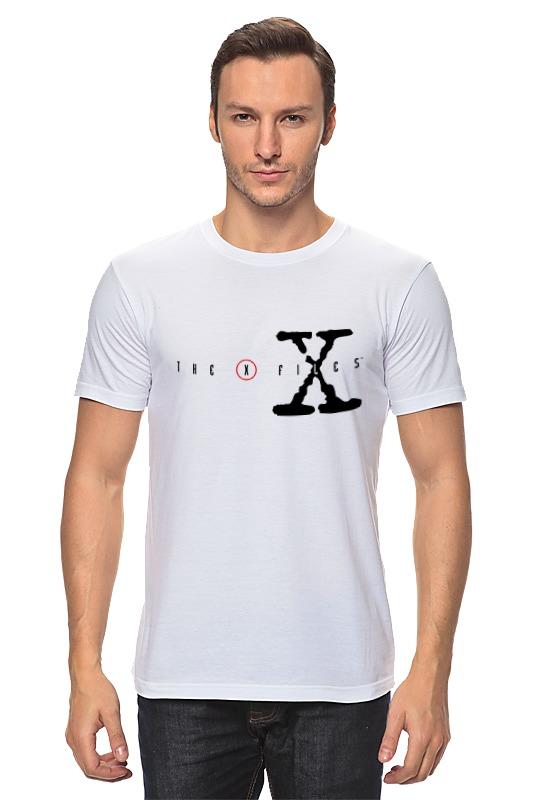 Фото - Футболка классическая Printio X-files футболка классическая printio x files